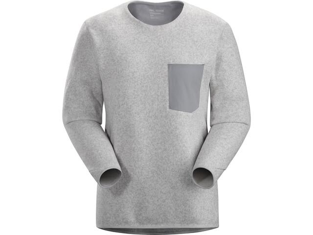 Arc'teryx Covert Sweater Dam Athena Grey Heather